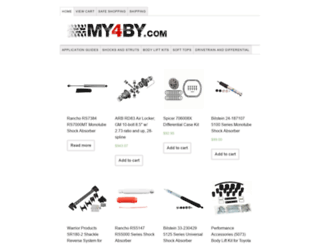 my4by.com screenshot