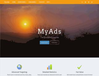 myads.ng screenshot