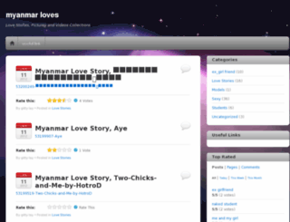 myanmarloves.wordpress.com screenshot