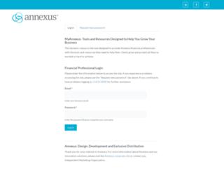 myannexus.com screenshot