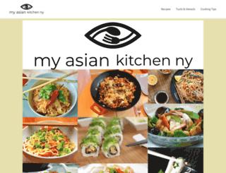myasiankitchenny.com screenshot