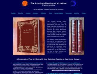 myastrologybook.com screenshot