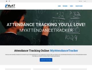 my attendance tracker