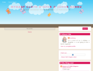 mybabyatjb.blogspot.com screenshot