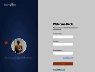 mybankone.com screenshot
