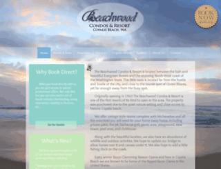 mybeachwood.com screenshot