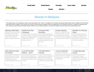 mybeautyherbs.com.my screenshot