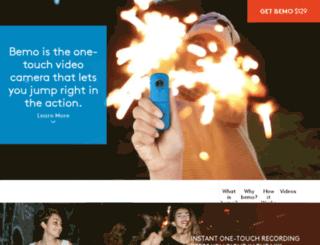 mybemo.com screenshot