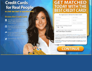 mybestcreditcards.com screenshot