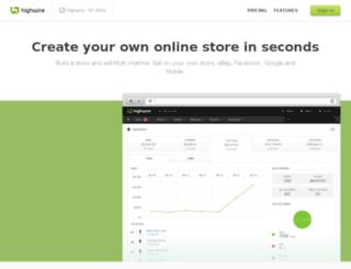 mybisi.com screenshot