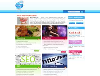 myblogsweb.com screenshot