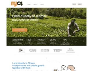 myc4.com screenshot