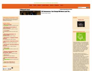 mycakedecoclub.forumotion.net screenshot