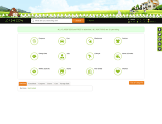 mycashcow.com.au screenshot