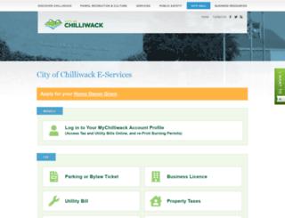 mychilliwack.com screenshot