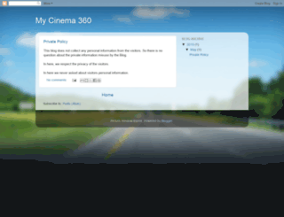 mycinema360.blogspot.in screenshot