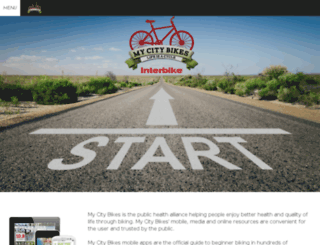 mycitybikes.nmcmglobal.com screenshot