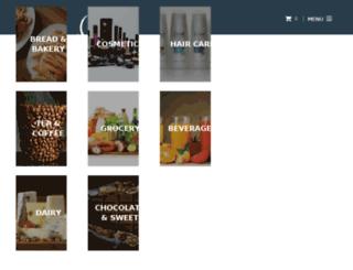 mycitycart.com screenshot