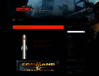 mycnc.org screenshot