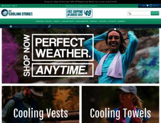 mycoolingstore.com screenshot