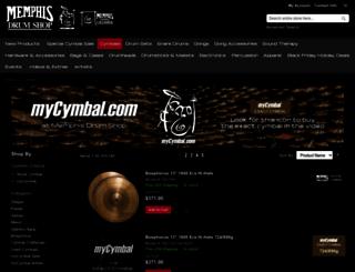 mycymbal.com screenshot