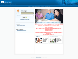 mydirectcare.com screenshot
