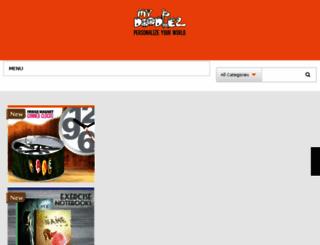 mydoodlez.com screenshot
