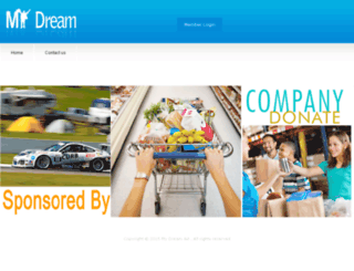 mydreamgroup.com screenshot