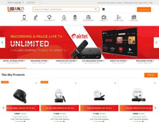 mydthshop.com screenshot