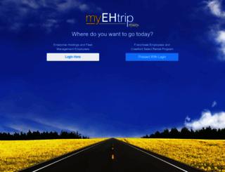 myehtrip.com screenshot