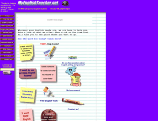 myenglishteacher.net screenshot