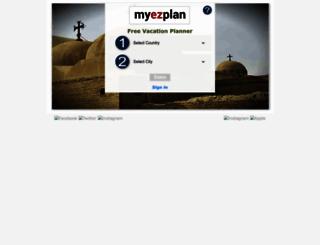 myezplan.com screenshot