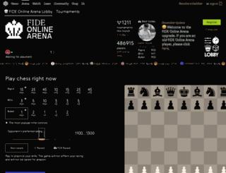 myfide.net screenshot