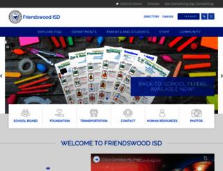 myfisd.com screenshot