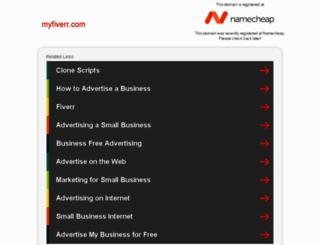 myfiverr.com screenshot