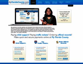 myfloridacounty.com screenshot