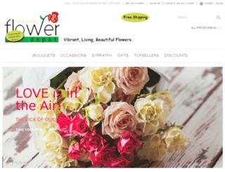 myflowerdepot.com screenshot