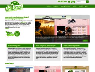 myfoodbrand.com screenshot
