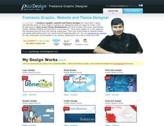 myfreelancedesign.com screenshot