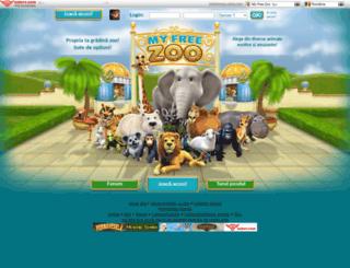 myfreezoo.ro screenshot