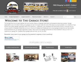 mygaragestore.com screenshot