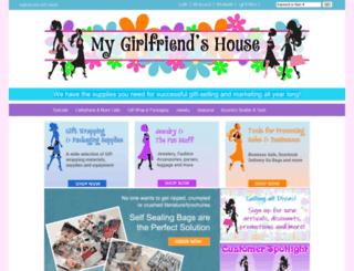 mygirlfriendshouse.com screenshot