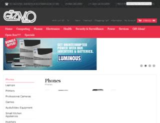mygizmostore.com screenshot