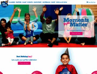 mygym.com screenshot