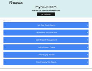 myhaus.com screenshot