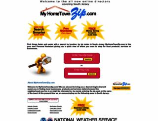 myhometownzip.com screenshot