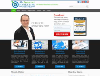 myinternetmarketingpartner.com screenshot