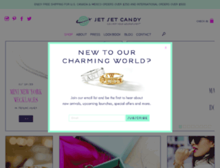 myjetsetcandy.com screenshot