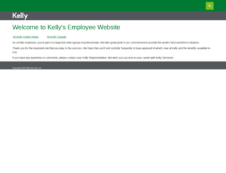 mykelly.com screenshot