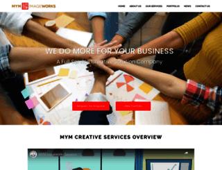 mym-imageworks.com screenshot